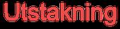 Utstakning-logo